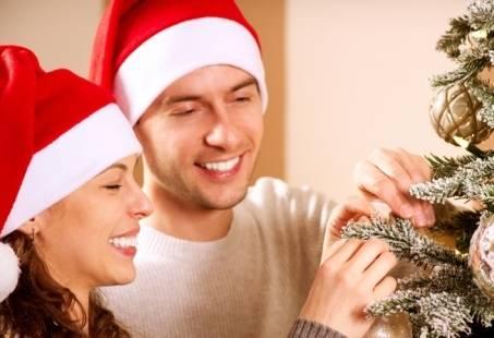 Kerst vieren in familiehotel in Valkenburg