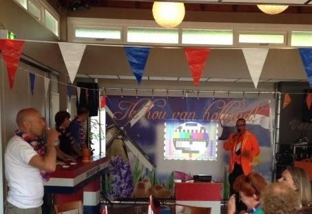 Super bedrijfsuitje in Gelderland - Ik hou van Holland spelshow