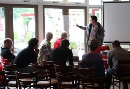 8-uurs Vergaderarrangement - op de Veluwe