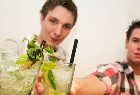 Cocktail workshop - shake uw eigen mix op locatie