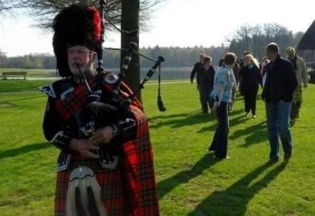 Schotse Highland games in Twente - Ga de strijd aan