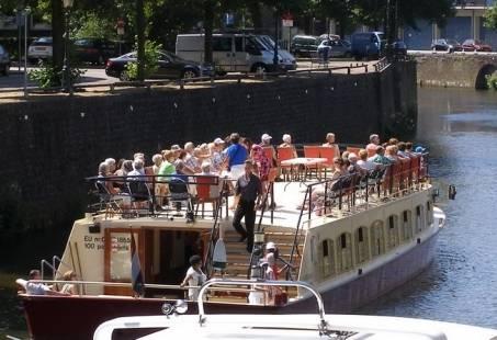 Bourgondisch s-Hertogenbosch - Rondvaart en diner