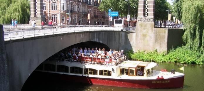Stadswandeling en rondvaart met lunch - groepsuitje in Den Bosch