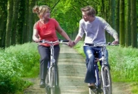 Heerlijk fietsen in het mooie Twente