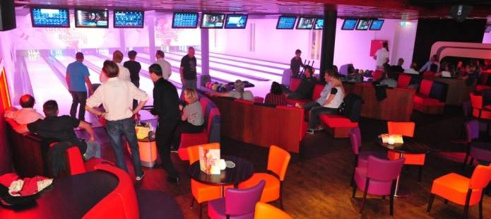 All-in Lucky Strike Weekend - all-in avondje uit met overnachting in Noord-Holland