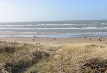 Egmond aan Zee - 3 dagen uitwaaien op het strand