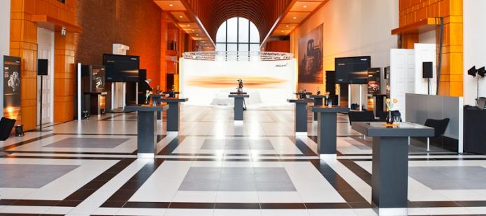 Louwman museum vergaderruimte den haag zuid holland - Stoel herbergt s werelds ...