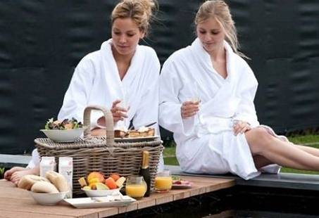 Duo Verwendag - Samen genieten in Brabants Wellness Resort
