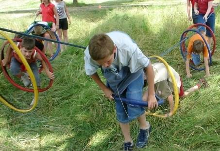 Kids Survival Bootcamp in Nijmegen