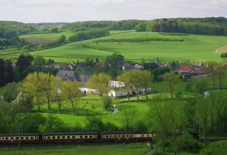Prachtige omgeving van Valkenburg