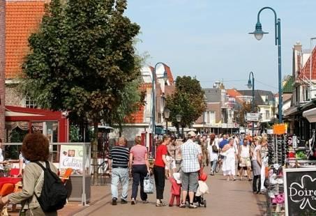 Gezelligheid in de Koog op Texel