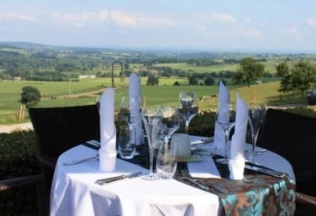 Dineren met uitzicht over het Gulpdal