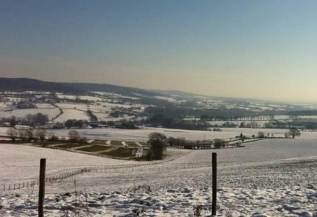 Winter bij de Gerardushoeve