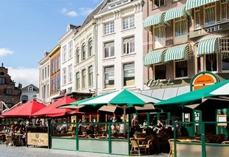 Genieten in het stadshart van Nijmegen