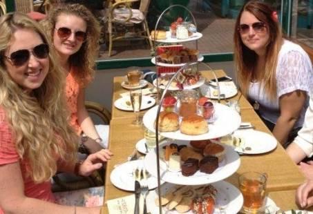 Stadswandeling met High Tea in Nijmegen