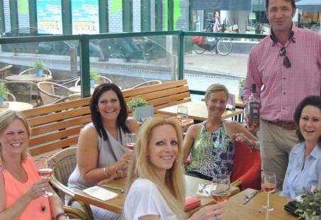 Vriendinnen Shopping Arrangement in hartje Nijmegen