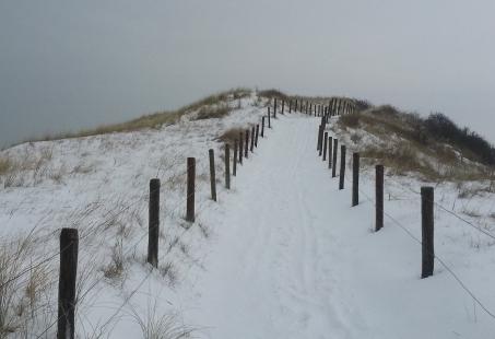 3-daags Kerstarrangement aan zee - het mooiste plekje onderaan de duinen