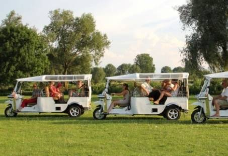 TukTuk tour door het Land van Maas en Waal