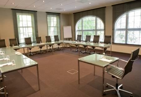 8-uur Vergaderen op een Historische vergaderlocatie in Baarn - ALL-IN