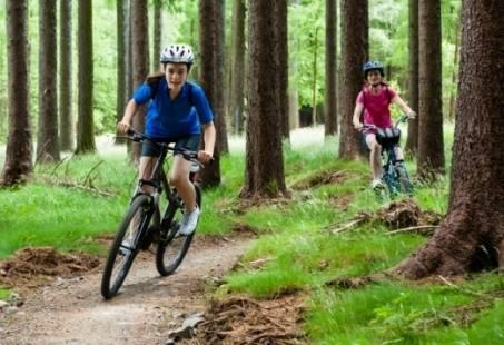 Actief mountainbike weekend in het Montferland