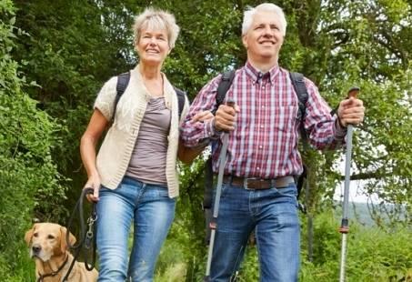 4 poten special - Er even tussen uit met uw hond in Sauerland