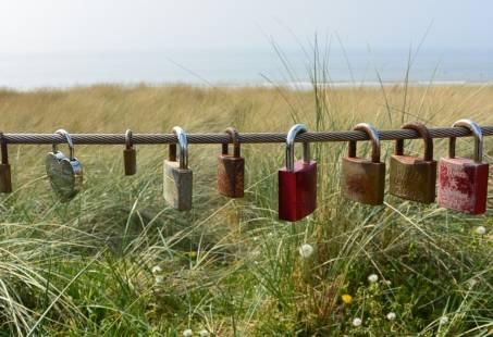 Romantiek aan de kust