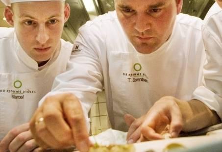 Culinair Sterren arrangement en heerlijk wegdromen op de Veluwe