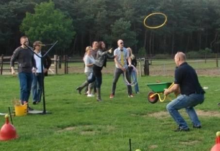 Gezellig familieuitje op de Veluwe - Boerenbuitenspelen
