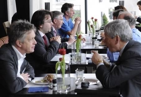 Centraal vergaderen aan de rand van de Veluwe en Betuwe