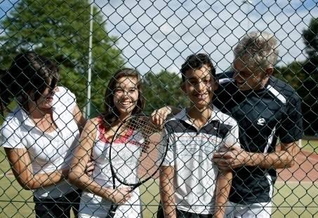 Tennis & Relax Groepsarrangement