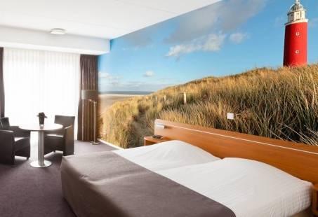 Prachtige hotelkamer in Texel sfeer