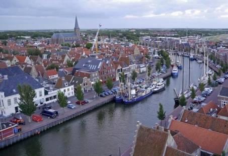 3-daags Fietsarrangement in Harlingen - Fietstochten met uitzichten over de Waddenzee