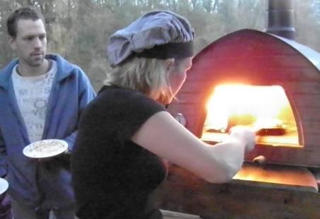 Ontmasker de mol met aansluitend gezellig samen Pizza bakken