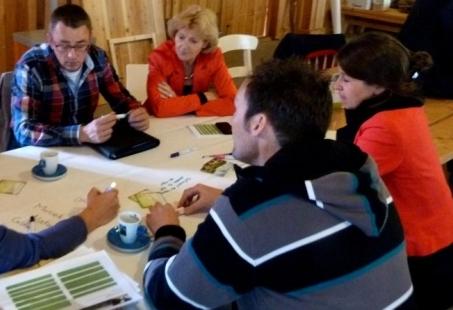 Duurzaam Vergaderen in het klimbos