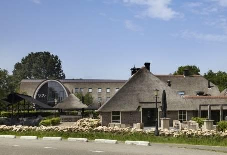 Bijzondere Vergaderlocatie aan rand van Nijkerk op de Veluwe
