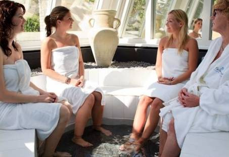 3-daags vriendinnenweekend in Friesland - met ALL IN verwen Hammam Dag