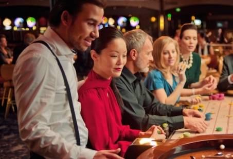 Casino Welcome arrangement - Teamuitje in Enschede