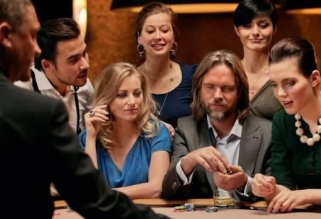 Casino groepsuitje - Avondje Twente