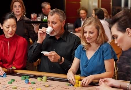 Casino avond - Vrijgezellenfeest in Twente