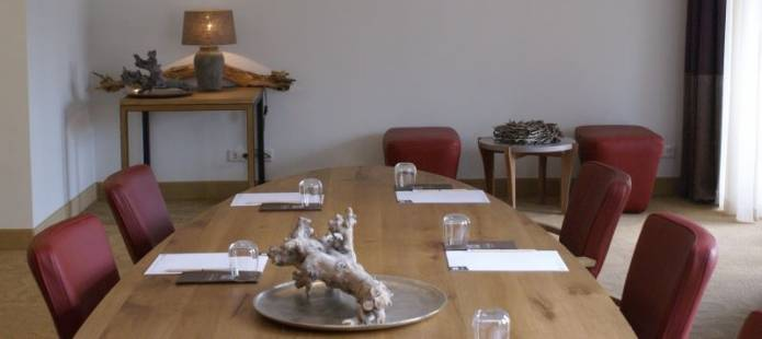 12 uurs vergaderarrangement in dit luxe hotel in Zeeland