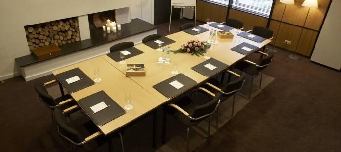 Vergaderen te midden van het Twentse Coulisselandschap in Overijssel