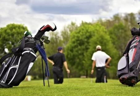 Golf arrangement in Zeeland - Sla je slag!