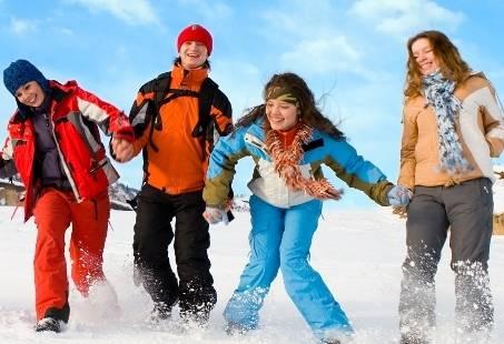 Rutschen mit Anton - Vriendinnenweekend in de sneeuw