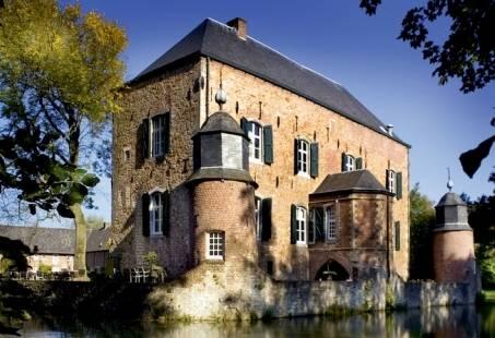 24-Uurs Vergaderarrangement in een 4-sterren Kasteel in Kerkrade nabij Maastricht
