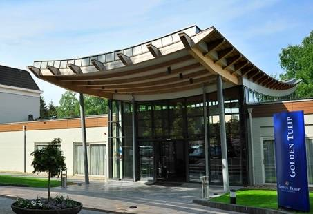 4-uurs vergaderarrangement op Landgoed de Parel van de Veluwe