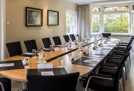 8 Uurs Vergadering in de Schoorlse duinen in Noord-Holland