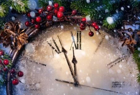 Oud en Nieuw vieren