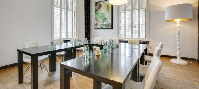 32-uurs vergaderarrangement in Gelderland