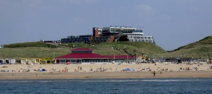 Schitterend gelegen vergaderlocatie aan het strand