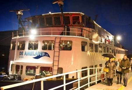 Sterren aan de Maas - Culinair avondje uit op het water